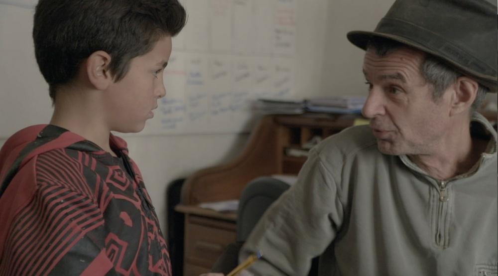 Le fils de l'épicière, le maire, le village et le monde d'Akelarre film documentaire documentary movie