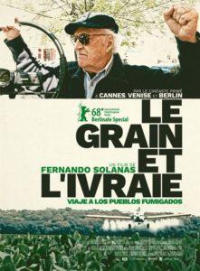 Le grain et l'ivraie film documentaire affiche