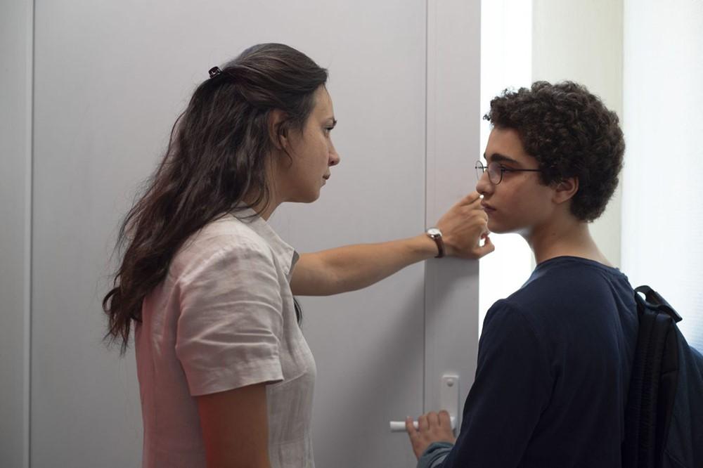 Le jeune Ahmed film image