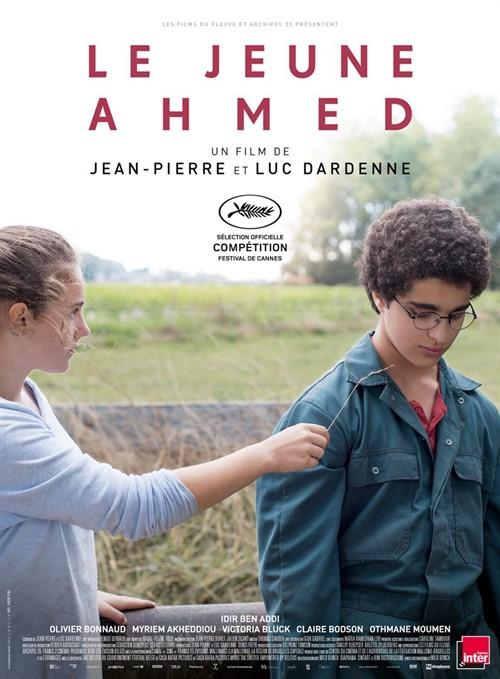 Le jeune Ahmed film affiche