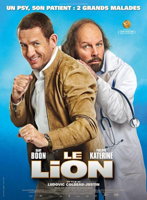 Le lion (2020) film affiche