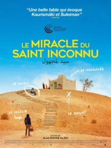 Le miracle du Saint Inconnu film affiche