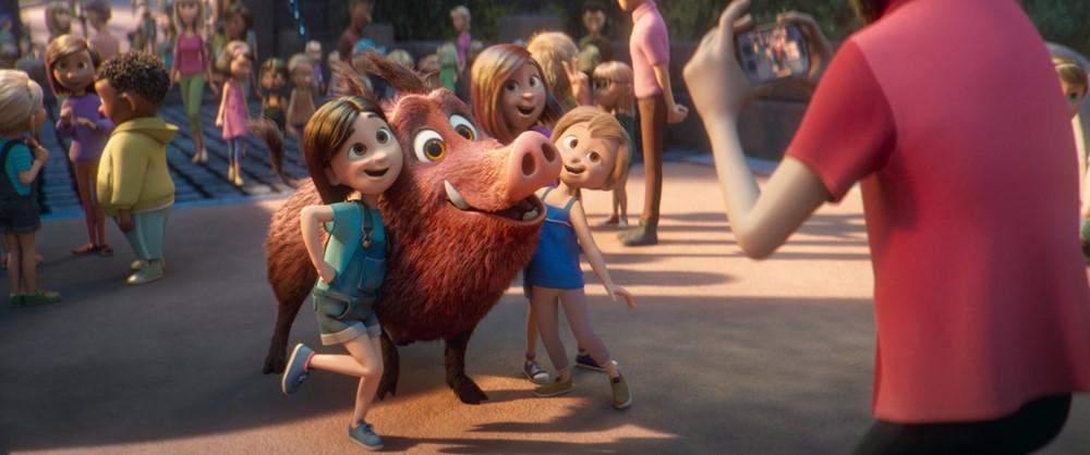 Le Parc des merveilles film animation image