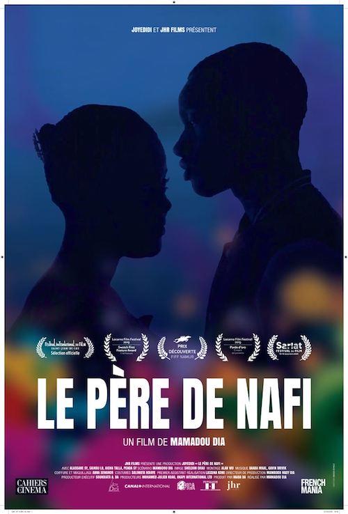Le père de Nafi film affiche réalisé par Mamadou Dia