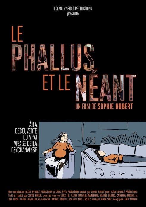 Le Phallus et le néant film affiche