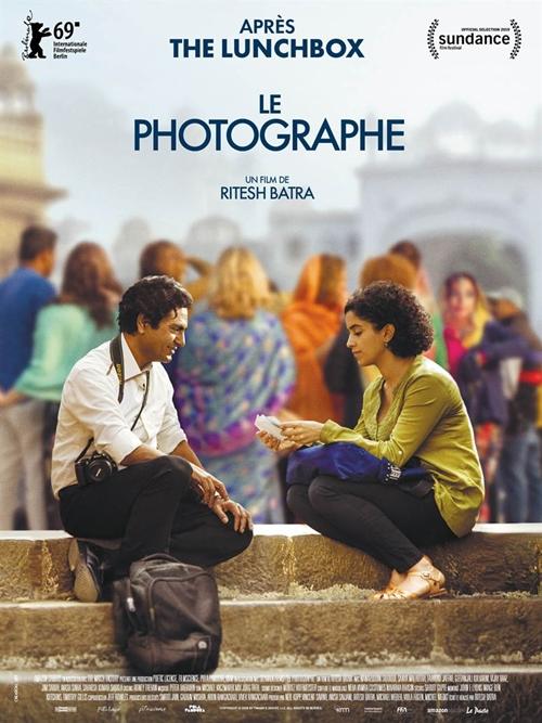 Le photographe film affiche