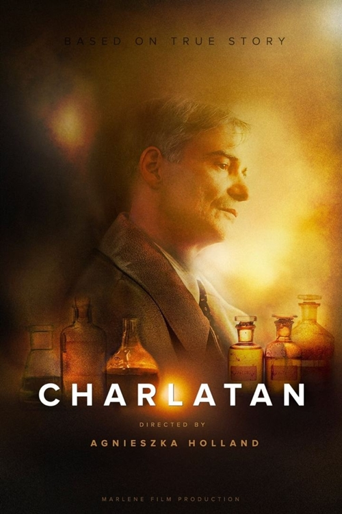 Le Procès de l'Herboriste Charlatan film affiche
