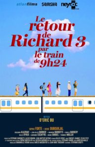 Le retour de Richard 3 par le train de 9h24 film affiche