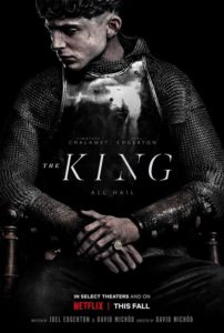 Le roi film affiche