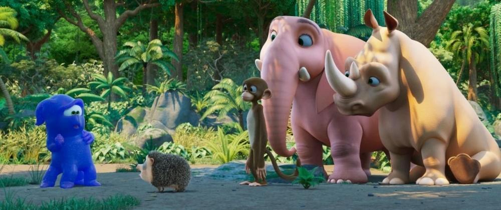 Le Rythme de la jungle - Jungle Beat the movie film animation animated movie