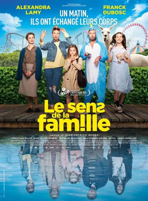 Le Sens de la famille film affiche réalisé par Jean-Patrick Benes