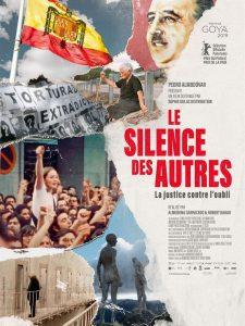 Le silence des autres film documentaire affiche