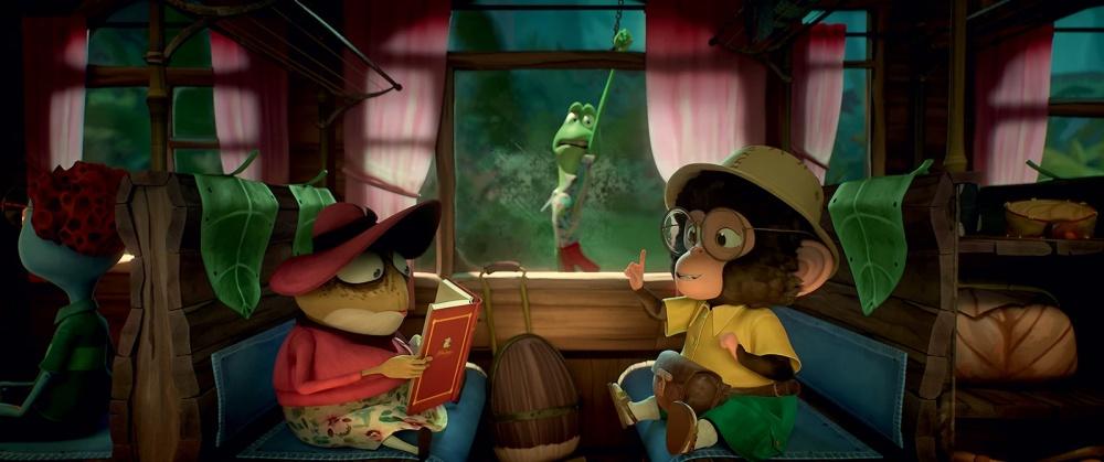 Le Tour du monde en 80 jours film animation animated movie
