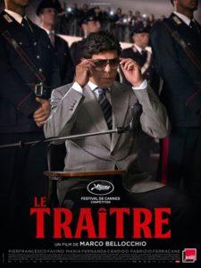 Le traître film affiche