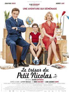 Le trésor du petit Nicolas film affiche réalisé par Julien Rappeneau