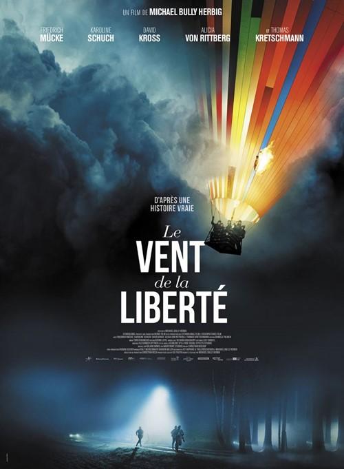 Le vent de la liberté film affiche