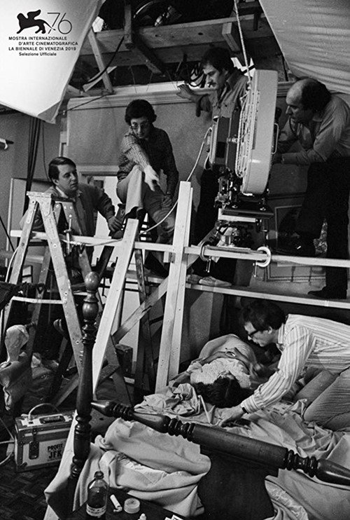 Leap of faith : William Friedkin on the Exorcist film documentaire affiche