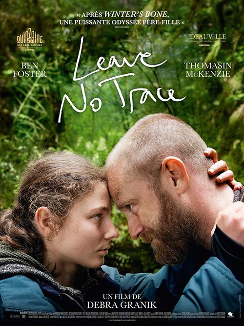 Leave no trace film affiche