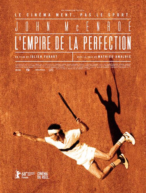 L'empire de la perfection film documentaire affiche