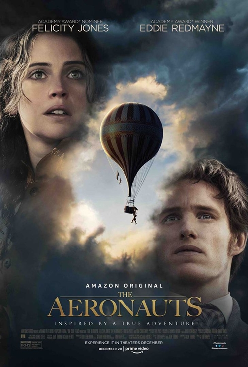 Les aéronautes film affiche