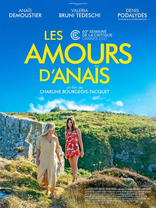 Les amours d'Anais film affiche réalisé par Charline Bourgeois-Tacquet