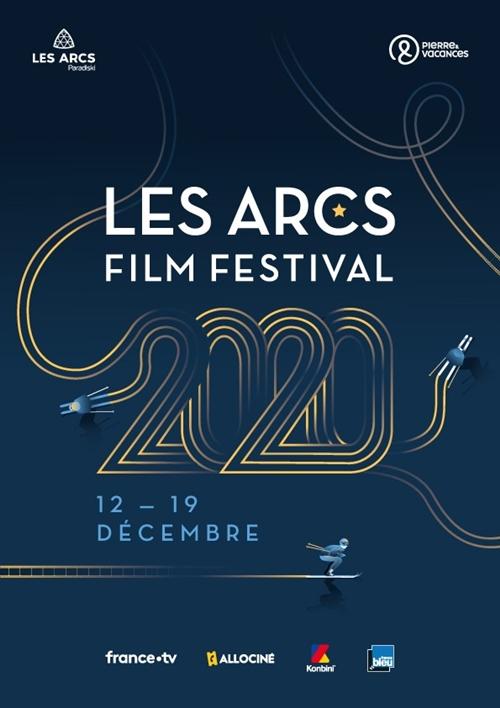 Les Arcs film festival 2020 affiche