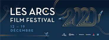 Les Arcs film festival 2020 bandeau