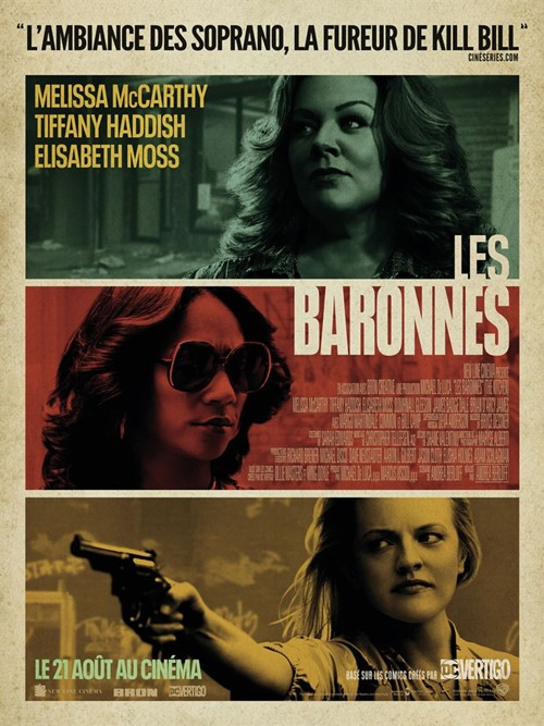 Les baronnes film affiche