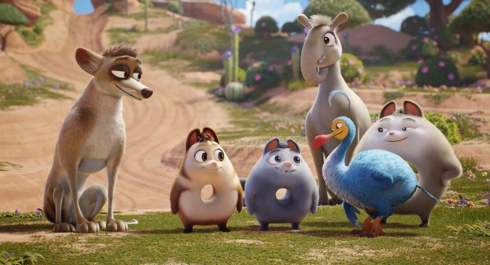 Les Bouchetrous film animation animated movie