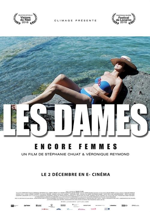 Les Dames : encore femmes film documentaire affiche