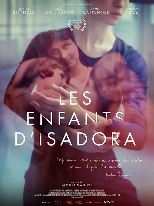 Les enfants d'Isadora film affiche