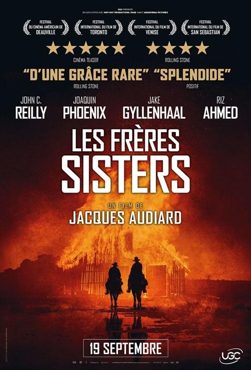 Les frères Sisters film affiche
