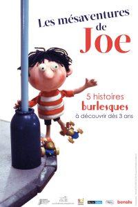 Les Mésaventures de Joe film d'animation affiche réalisé par Vladimír Pikalík