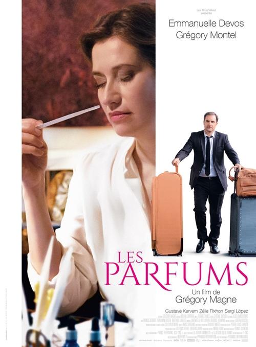 Les parfums film affiche