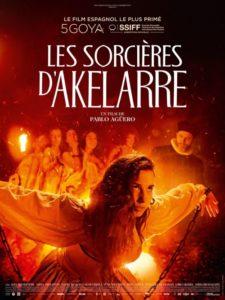 Les sorcières d'Akelarre film affiche réalisé par Pablo Agüero