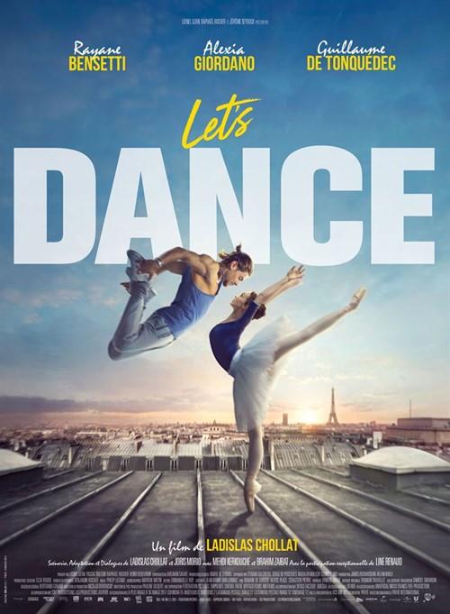 Let's dance film affiche