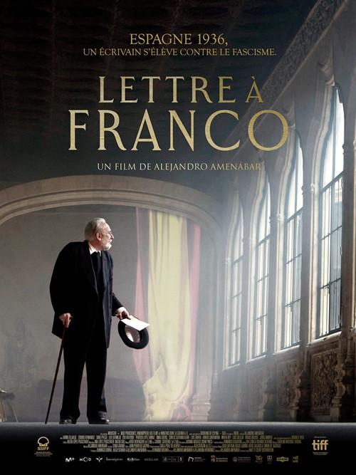 Lettre à Franco film affiche