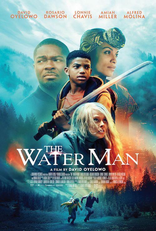L'Homme de l'eau film affiche réalisé par David Oyelowo