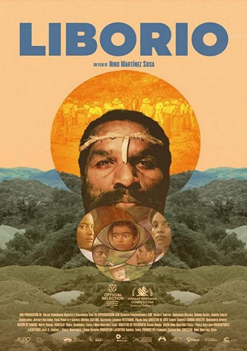 Liborio film affiche réalisé par Nino Martínez Sosa