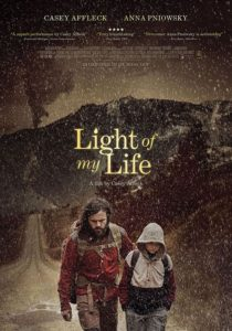 Light of my life film affiche