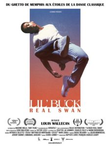 Lil'Buck Real Swan film documentaire affiche