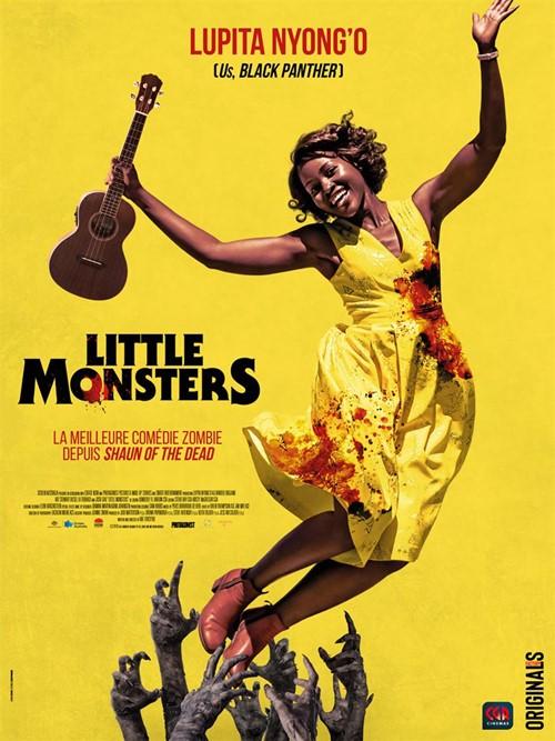 Little Monsters film affiche
