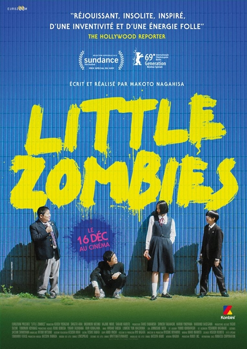 Little Zombies film affiche définitive