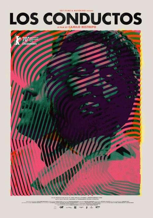 Los Conductos film affiche