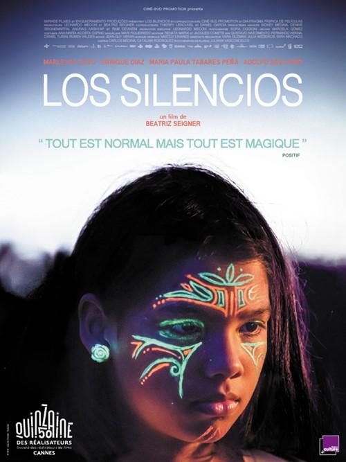 Los silencios film affiche définitive