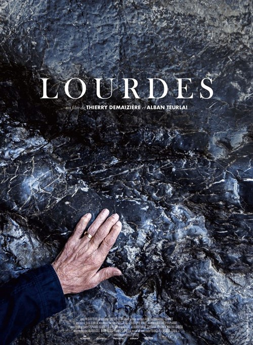 Lourdes documentaire film affiche