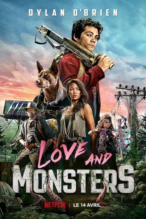 Love and Monsters film affiche réalisé par Michael Matthews