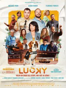 Lucky (2020) film affiche