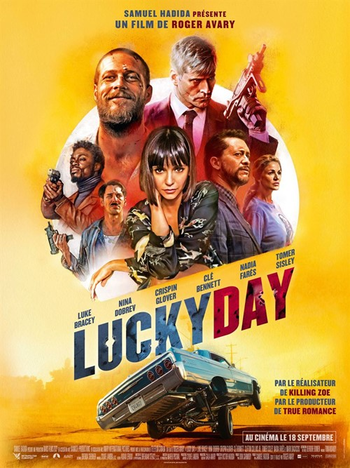 Lucky Day film affiche