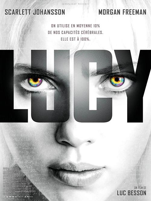 Lucy film affiche
